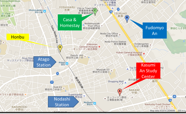 kasumi an map
